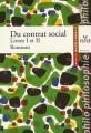 Couverture Du contrat social Editions Hatier (Classiques & cie - Philosophie / Philo) 2008