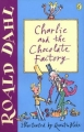 Couverture Charlie et la chocolaterie Editions Puffin Books 2001