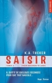 Couverture Ten tiny breaths, tome 3 : Saisir Editions Hugo & Cie (New Romance) 2015