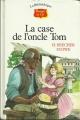 Couverture La case de l'oncle Tom Editions Nathan (Bibliothèque Rouge et or) 1990