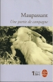 Couverture Une partie de campagne Editions Le Livre de Poche (Libretti) 2008
