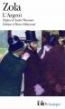 Couverture L'Argent Editions Folio  (Classique) 1980