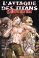 Couverture L'attaque des Titans : Before the fall, tome 04 Editions Pika 2015