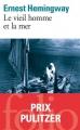 Couverture Le Vieil Homme et la mer Editions Folio  2012
