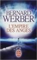 Couverture Cycle des anges, tome 2 : L'empire des anges Editions Le Livre de Poche 2015