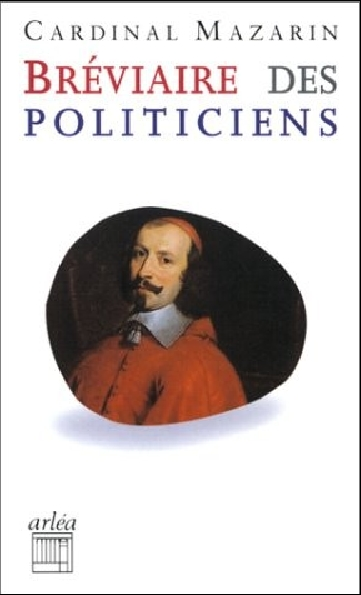 Couverture Bréviaire des politiciens