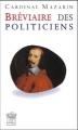 Couverture Bréviaire des politiciens Editions Arléa (Retour aux grands textes) 2007