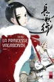 Couverture La princesse vagabonde, tome 2 Editions Urban China 2015