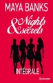 Couverture Nights & secrets, intégrale Editions Harlequin 2015