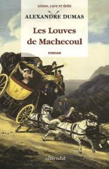 Couverture Les Louves de Machecoul