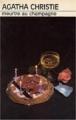 Couverture Meurtre au champagne Editions Librairie des  Champs-Elysées  (Le club des masques) 1983