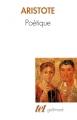 Couverture Poétique Editions Gallimard  (Tel) 1996