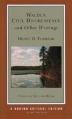 Couverture Walden ou la vie dans les bois / Walden Editions W. W. Norton & Company 2008