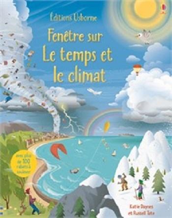 Couverture Fenêtre sur le temps et le climat