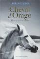 Couverture Cheval d'orage, tome 2 : Chantage pour une victoire Editions Gallimard  (Jeunesse) 2015