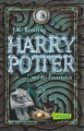 Couverture Harry Potter, tome 4 : Harry Potter et la coupe de feu Editions Carlsen 2013