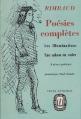 Couverture Poésies complètes Editions Le Livre de Poche (Classique) 1969