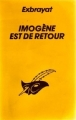 Couverture Imogène est de retour Editions du Masque 1983