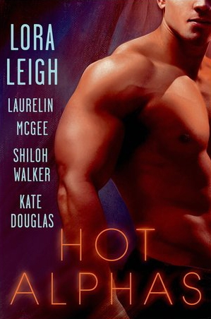 Couverture Hot Alphas