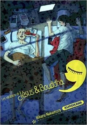 Couverture Les Vacances de Jésus & Bouddha, tome 09