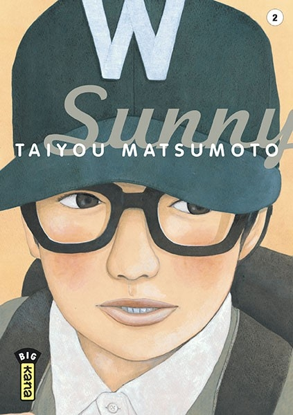 Couverture Sunny, tome 2