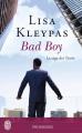 Couverture La saga des Travis, tome 2 : Bad boy Editions J'ai Lu (Pour elle - Promesses) 2015