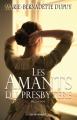 Couverture Les amants du Presbytère Editions JCL 2015