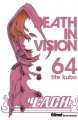 Couverture Bleach, tome 64 : Death in Vision Editions Glénat (Shônen) 2015