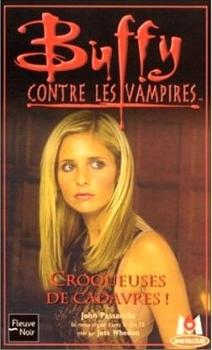 Couverture Buffy contre les vampires, tome 32 : Croqueuses de cadavres !