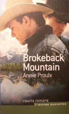 Couverture Brokeback mountain