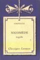 Couverture Nicomède Editions Larousse (Classiques) 1933