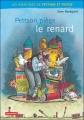 Couverture Pettson piège le renard Editions Autrement (Les aventures de Pettson et Picpus) 2008