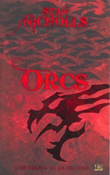 Couverture Orcs, intégrale