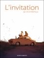 Couverture L'invitation Editions Vents d'ouest (Éditeur de BD) 2010