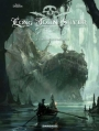 Couverture Long John Silver, tome 3 : Le labyrinthe d'émeraude Editions Dargaud 2010