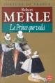 Couverture Fortune de France, tome 04 : Le prince que voilà Editions Le Livre de Poche 1991