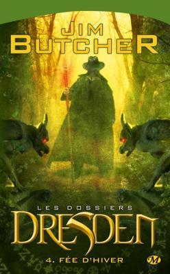 Couverture Les Dossiers Dresden, tome 04 : Le Chevalier de l'été / Fée d'hiver
