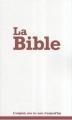 Couverture La Bible Editions Société Biblique de Genève 2007
