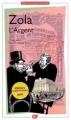 Couverture L'Argent Editions Flammarion (GF) 2009