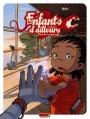 Couverture Les Enfants d'ailleurs, tome 1 : Le passage Editions Dupuis (Punaise) 2006