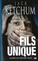 Couverture Fils unique Editions Bragelonne 2009