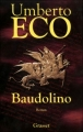 Couverture Baudolino Editions Grasset 2002