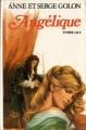 Couverture Angélique, intégrale, tome 01 : Angélique Editions France Loisirs 1978