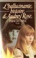 Couverture L'hallucinante histoire d'Audrey Rose Editions Seghers 1977