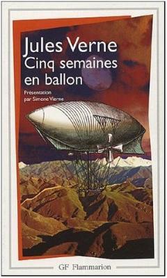 [Jules Verne] Cinq semaines en ballon Couv48067317