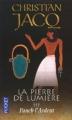 Couverture La Pierre de lumière, tome 3 : Paneb l'ardent Editions Pocket 2000