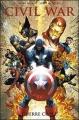 Couverture Civil War, tome 1 : Guerre civile Editions Panini (Marvel Deluxe) 2008
