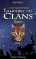 Couverture La guerre des clans, cycle 2 : La dernière prophétie, tome 1 : Minuit Editions Pocket (Jeunesse) 2008