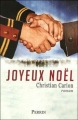 Couverture Joyeux Noël Editions Perrin 2005