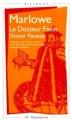 Couverture Le Docteur Faust Editions Flammarion (GF - Bilingue) 1999